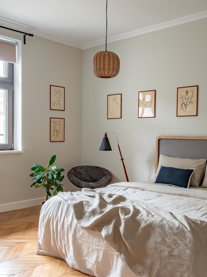 Фото №6 - Квартира с винтажной мебелью для домашних вечеринок