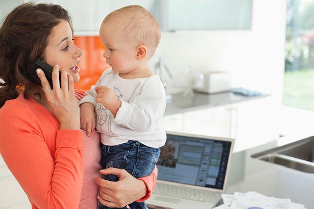 Фото №2 - Работа на дому в декрете: идеи для мам