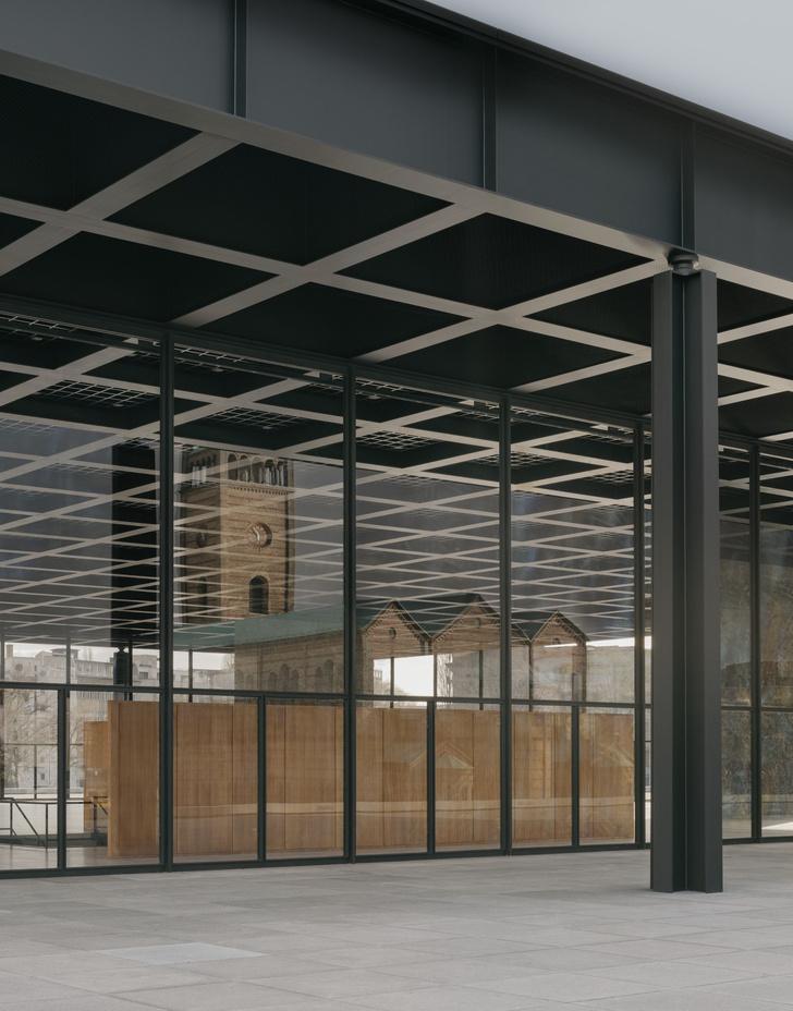 Фото №4 - Последнее здание Людвига Миса ван дер Роэ открылось после реконструкции