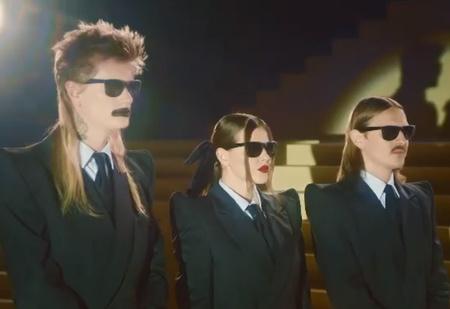 Группа Little Big (накануне отбора на «Евровидение-2021») выложила очень загадочное видео