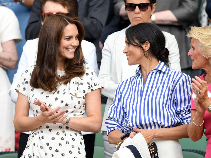 Фото №2 - Главная причина, почему отношения Кейт и Меган были обречены с самого начала