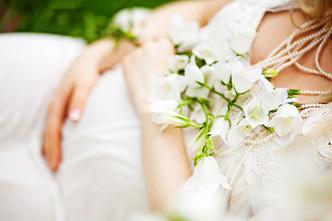 Фото №2 - Беременная невеста: как правильно организовать свадьбу