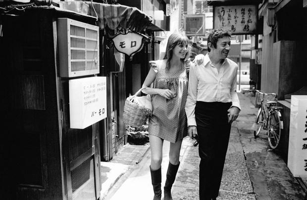 Фото №5 - Серж Генсбур и Джейн Биркин— самая стильная пара своего поколения. И вот почему