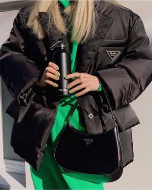 Фото №34 - Как носить ярко-зеленый цвет— самый модный в этом сезоне