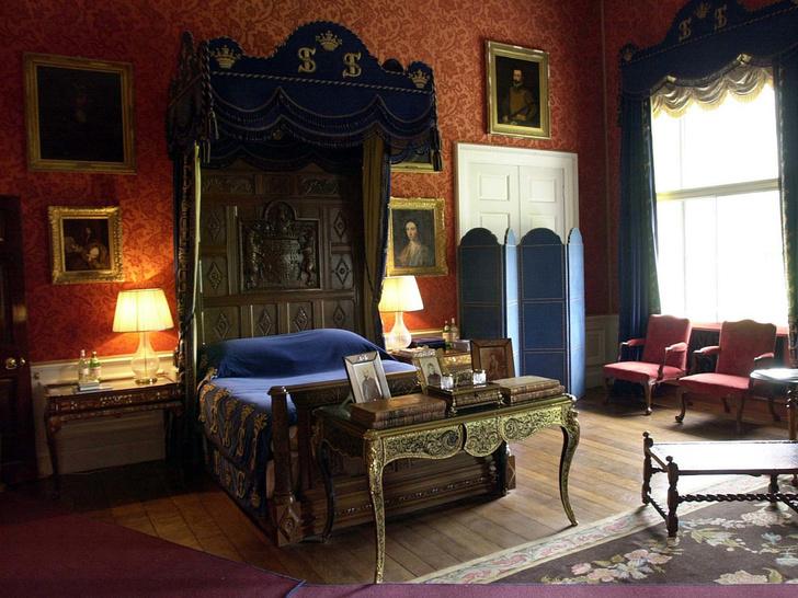Фото №2 - Тайные комнаты: как выглядят спальни Виндзоров