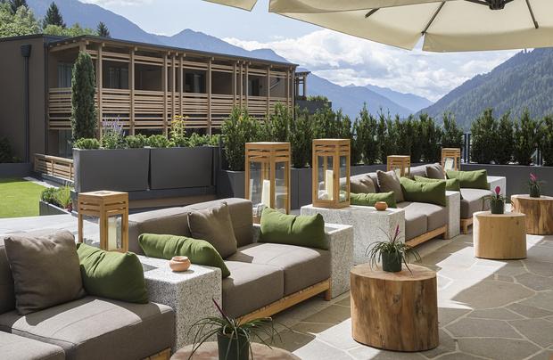 Фото №5 - Спа-отель Lefay в Доломитовых Альпах