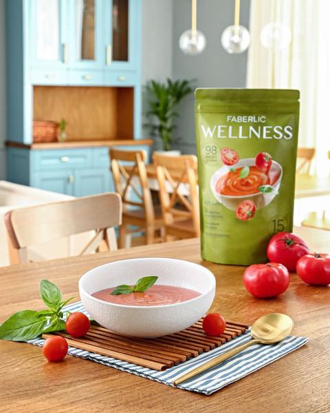 Фото №11 - Faberlic представляет новинки в линии здорового питания WELLNESS