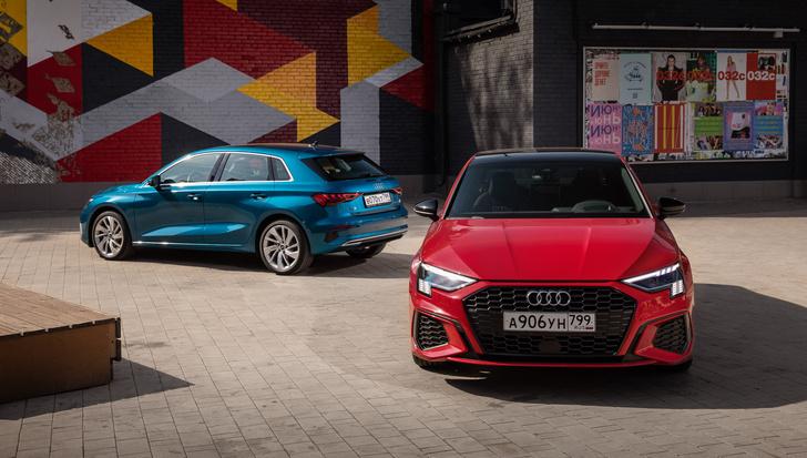 Фото №2 - 4 повода помечтать о новом Audi A3