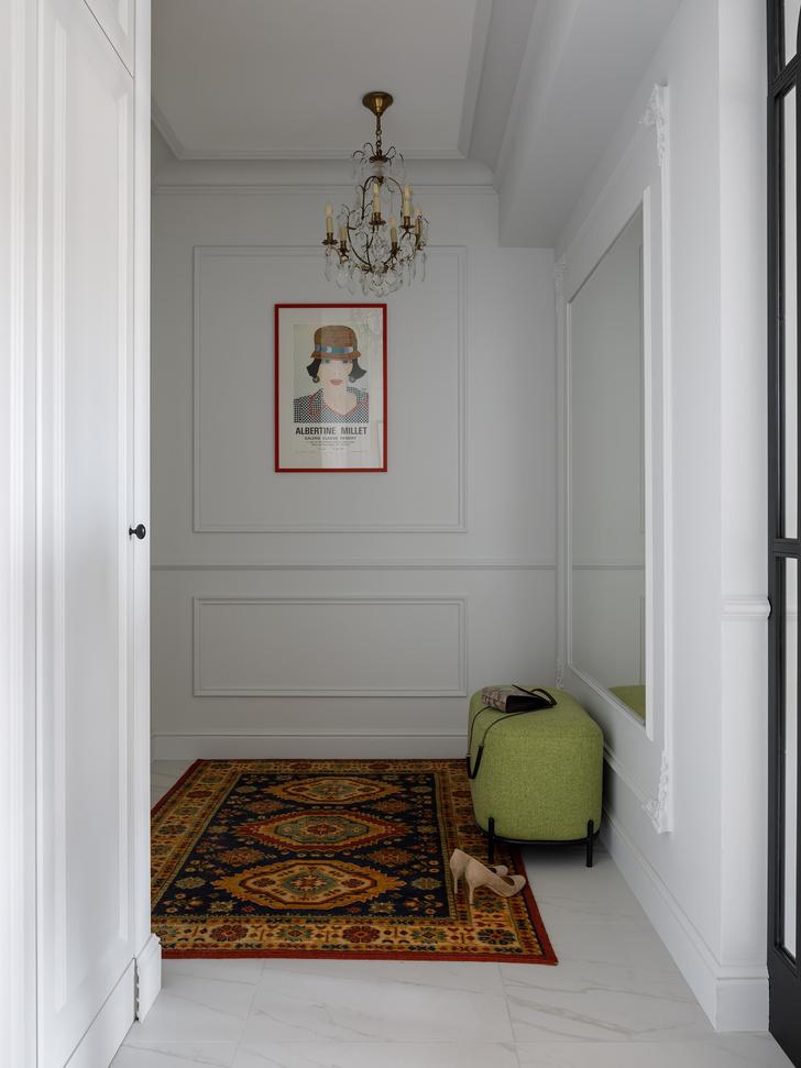 Фото №17 - Атмосферная квартира в доходном доме XIX века в Санкт-Петербурге
