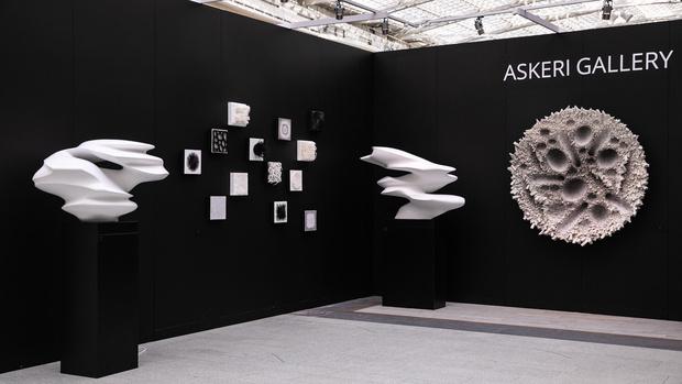 Фото №2 - Персональная выставка Кван Йонг Чана в Askeri Gallery