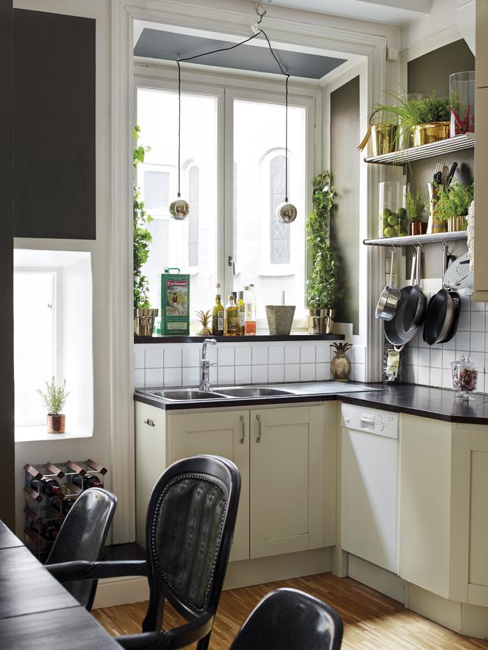 Фото №13 - Маленькая кухня: 8 полезных идей и лайфхаков