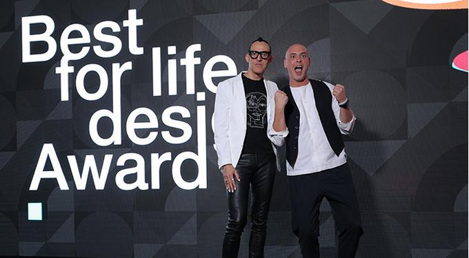 «Best for Life Design — 2019»: церемония вручения международной премии