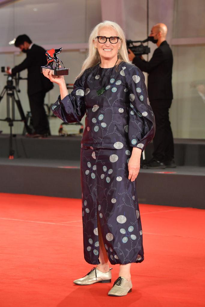 Фото №6 - Итоги, звезды и открытия 78-го Венецианского кинофестиваля