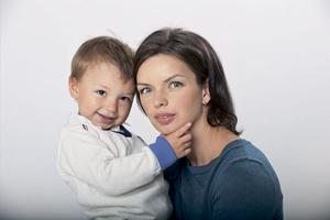 Фото №1 - Алиса Гребенщикова и Алеша: На маминой волне
