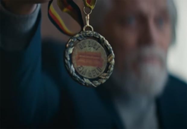 Фото №1 - Правительство Германии выпустило социальную рекламу про COVID-19 в стиле воспоминаний ветеранов о своих подвигах (видео)