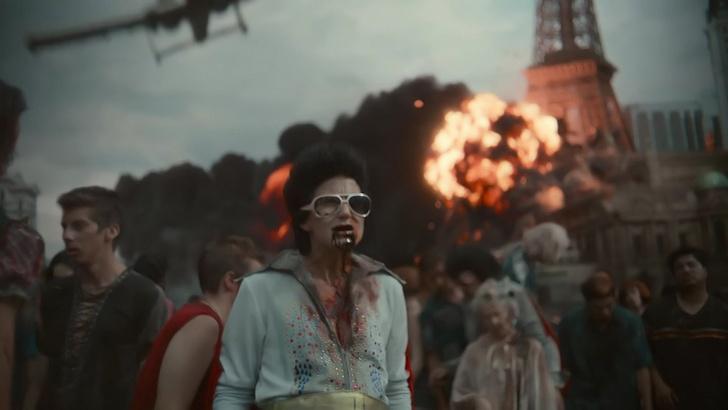 Фото №4 - MAXIM рецензирует фильм «Армия мертвецов» Зака Снайдера