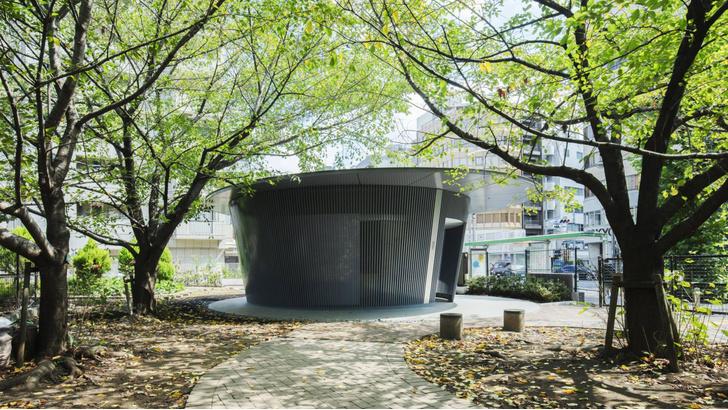 Фото №1 - Общественный туалет по проекту Тадао Андо