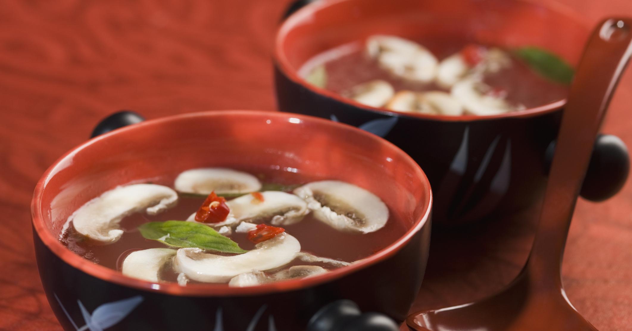 Рецепты приготовления вкусного супа с грибами опятами