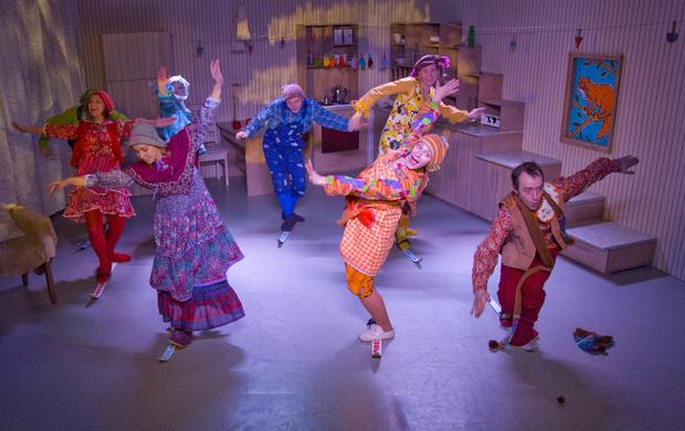 Фото №1 - 5 спектаклей детского weekendа «Золотой маски»