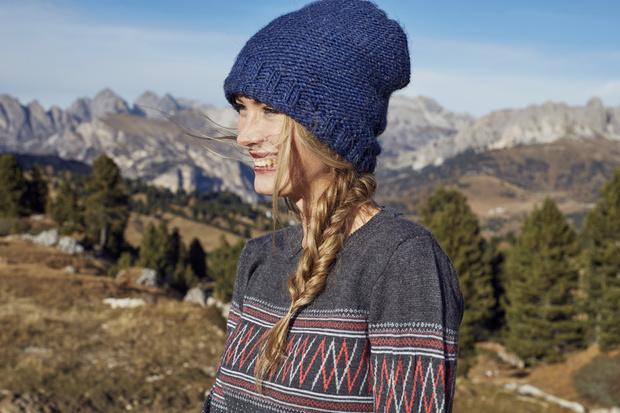 Фото №4 - Warm & Pretty: как носить шапку, чтобы не испортить прическу