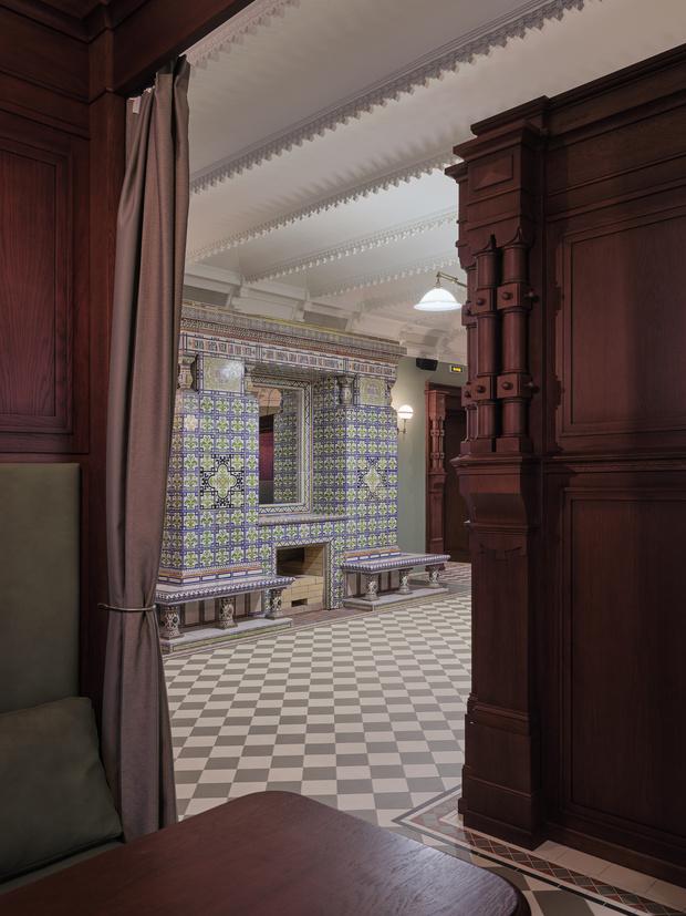 Фото №12 - В Санкт-Петербурге после реновации открываются легендарные Фонарные бани