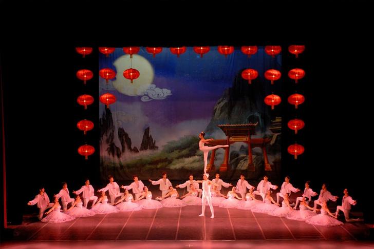 Балетно-акробатическое шоу «Щелкунчик»