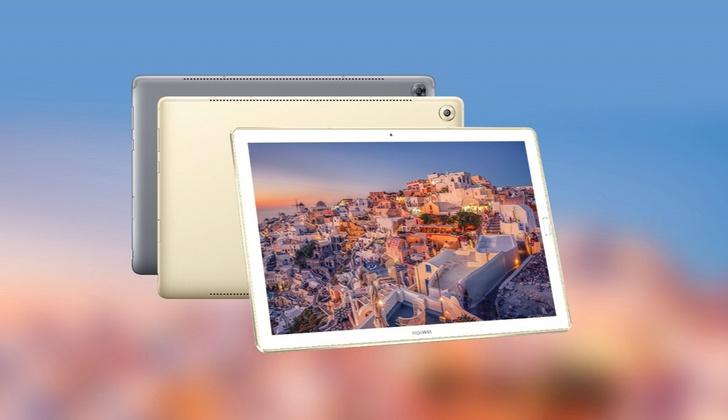 Фото №1 - Верный помощник на долгие годы: Huawei выпустила «умный» планшет MediaPadM5