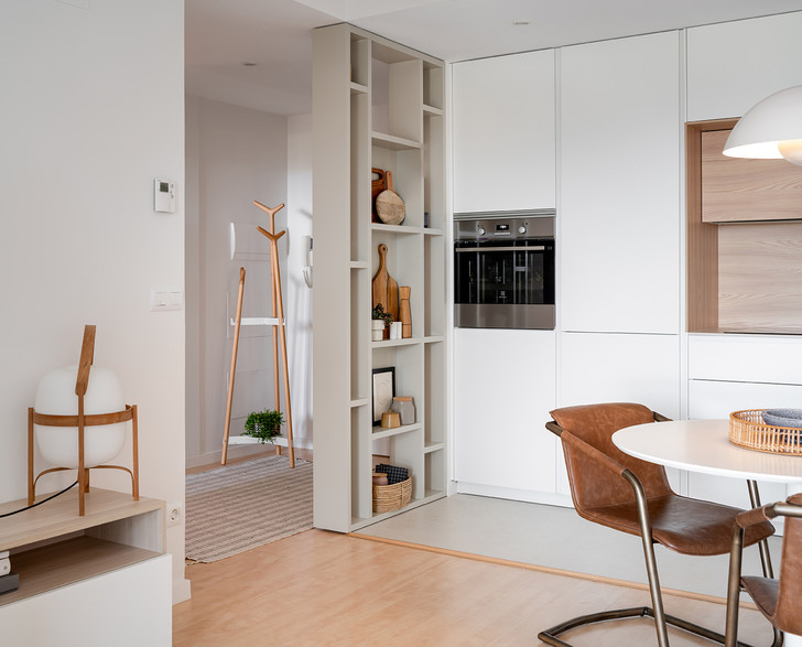 Фото №7 - Лаконичный интерьер квартиры в Стране Басков