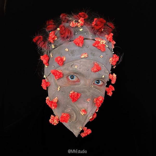 Фото №1 - 20 костюмов на Хэллоуин, которые можно носить с маской