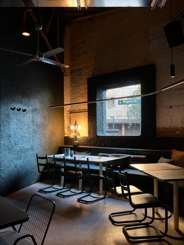 Фото №2 - Ресторан в бывшем здании склада в Сиднее