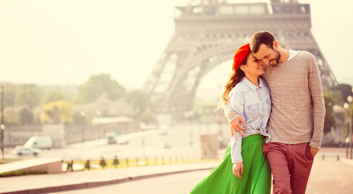 Романтика пробуждает инстинкты?