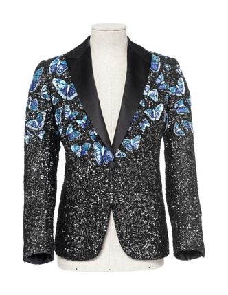 Фото №7 - Звездный дизайнер и подруга Мика Джаггера: самые роскошные наряды Л'Рен Скотт