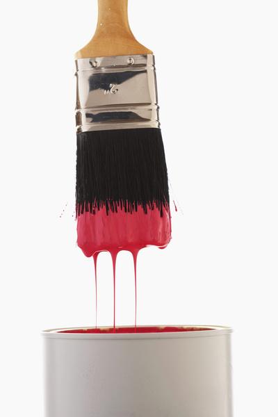 отравление от краски