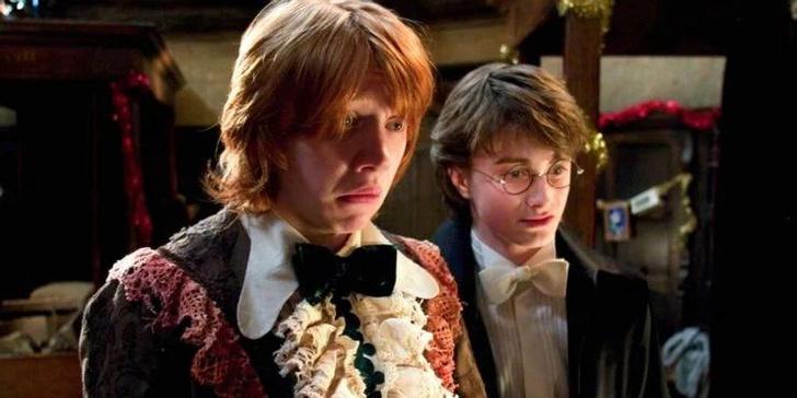 Фото №5 - Гарри Поттер и комната смеха: самые забавные моменты из фильмов про Гарри Поттера 🔮