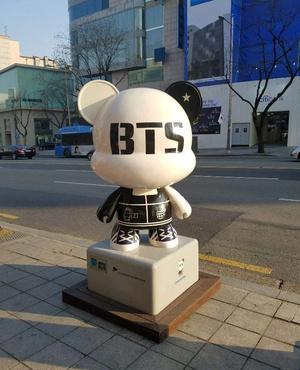 Фото №8 - 16 iconic BTS мест, где обязан побывать каждый АРМИ 💜