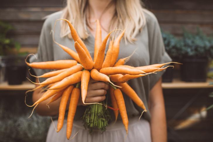 что будет если есть морковь каждый день диетолог