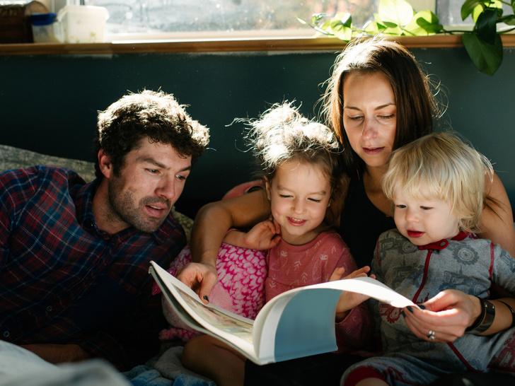 Фото №4 - Муж ревнует к детям: 5 способов наладить отношения в семье
