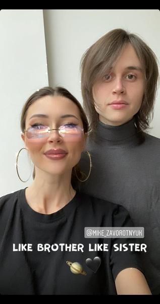 Фото №2 - Сын Заворотнюк превратился в копию своей знаменитой мамы