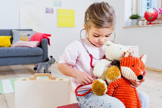 Фото №3 - Кукла или мишка? Что расскажет о ребенке его любимая игрушка