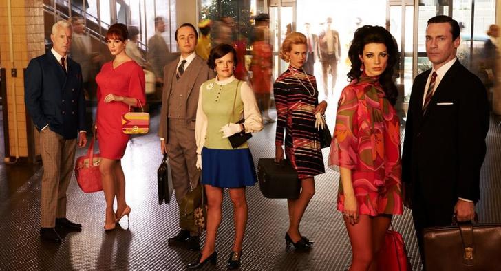 Фото №1 - 10 самых стильных сериалов не про моду