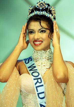 Фото №20 - Самые яркие победительницы «Мисс мира» за всю историю конкурса