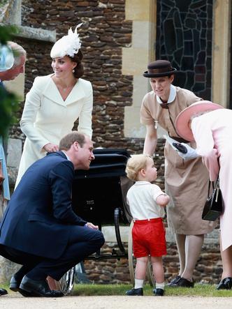 Фото №5 - Старомодная аристократическая традиция, которой подчиняется принцесса Шарлотта
