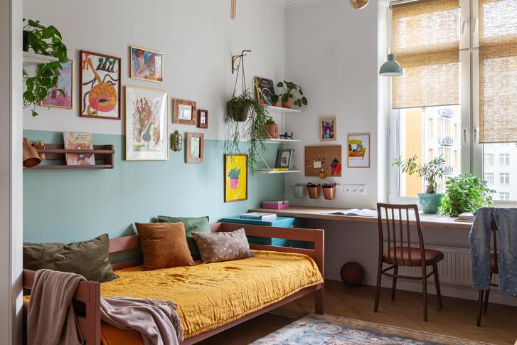 Фото №16 - Яркая квартира семьи декоратора в Москве