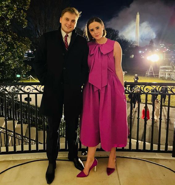 Фото №3 - Внучка президента США выходит замуж: рассказываем, кто ее жених