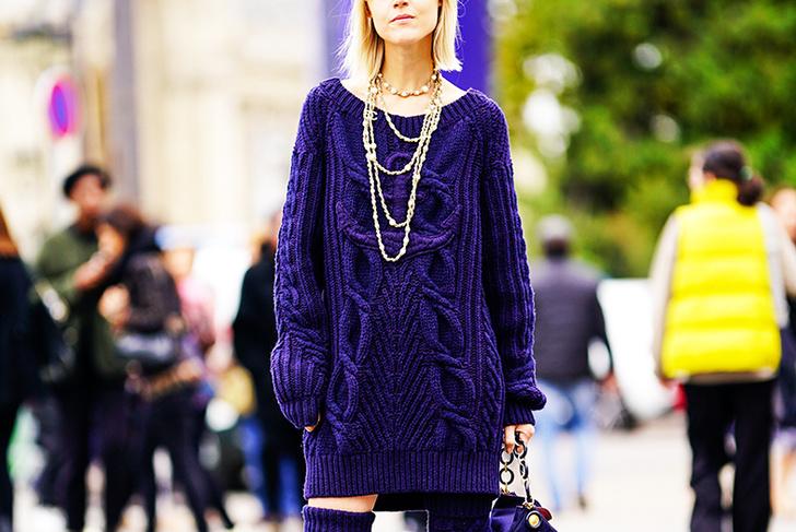 Фото №1 - 11 теплых и красивых платьев до 2000 рублей