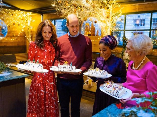 Фото №1 - Кейт Миддлтон и принц Уильям приняли участие в кулинарном шоу