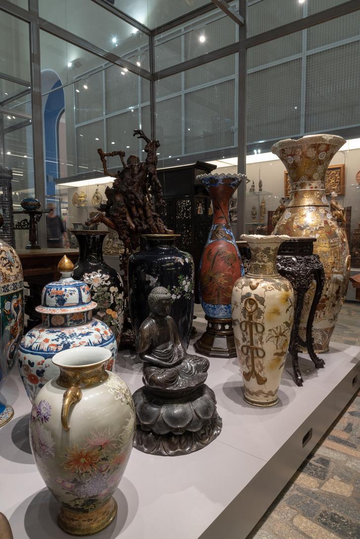 Фото №3 - Онлайн-экскурсия по экспозиции фондов Музея Востока на ВДНХ