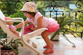 Фото №2 - Верные спутники  ребенка - игрушки