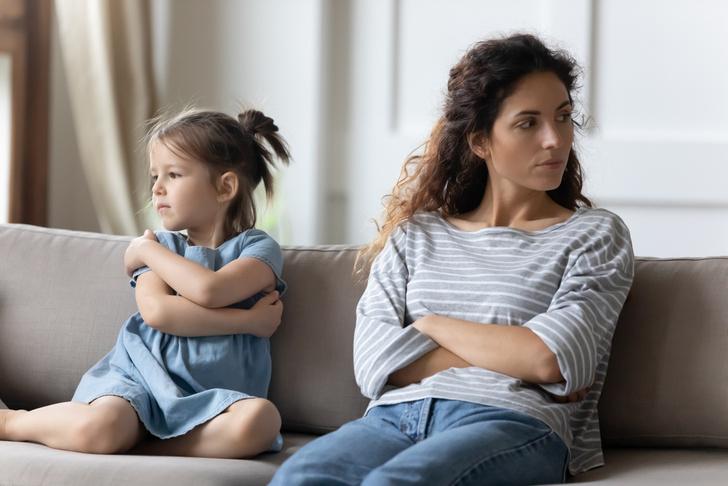 Когда нужно извиняться и просить прощения у ребенка