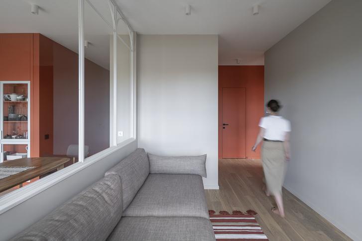Фото №6 - Квартира с окном между комнатами в Москве